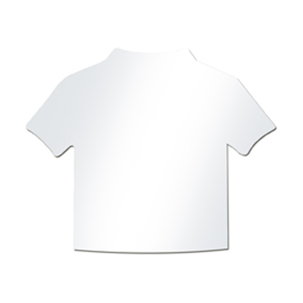 Shirt  inserts for item 5157 in white