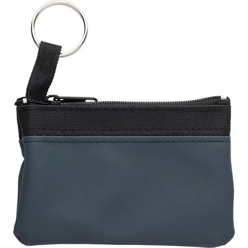 Key wallet in blue