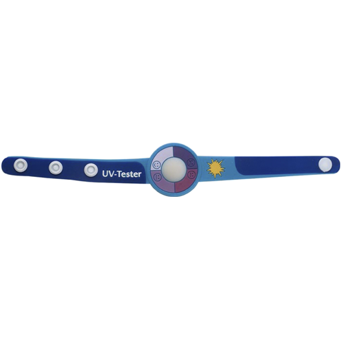 Plastic UV watch