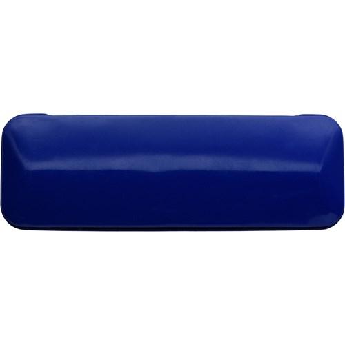 Pen set, ballpen and pencil in cobalt-blue