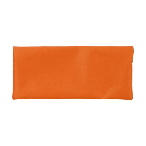 Pencil case. in orange