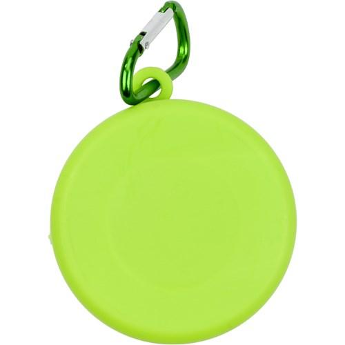 220ml Folding drinking cup. in light-green