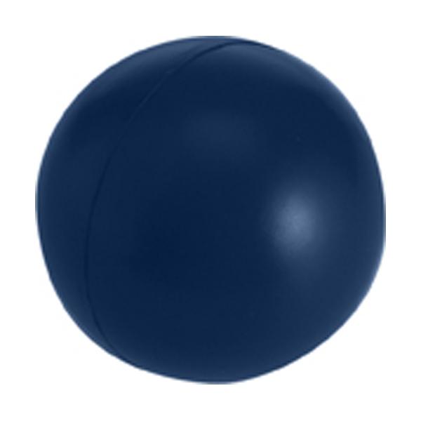 Anti stress ball in blue