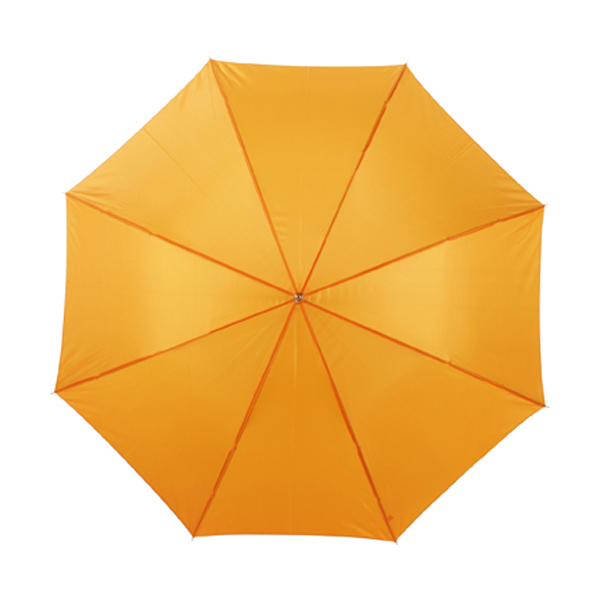 Umbrella in orange