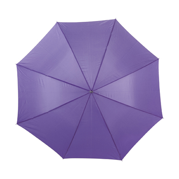 Umbrella in purple
