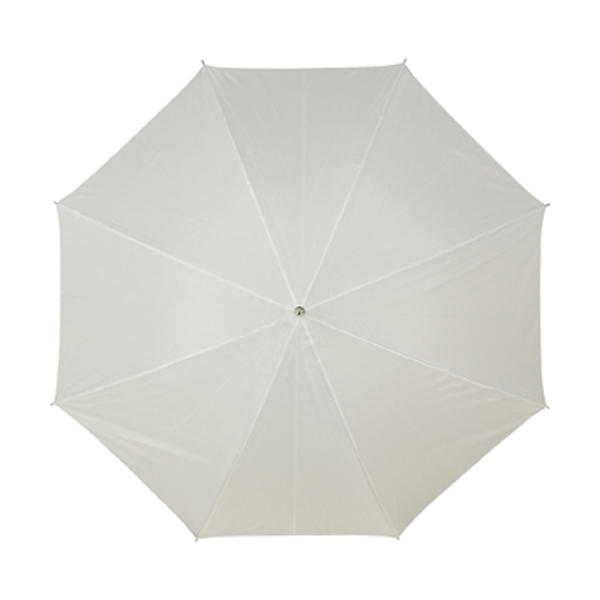 Umbrella in white