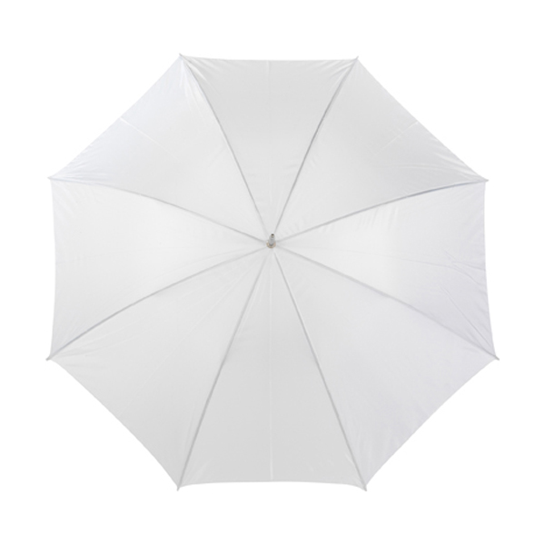 Golf umbrella in white