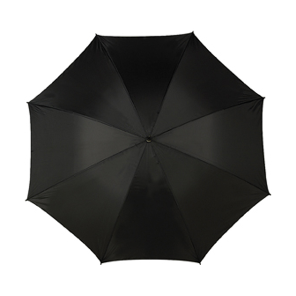 Sports/golf umbrella in black