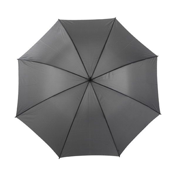 Sports/golf umbrella in grey