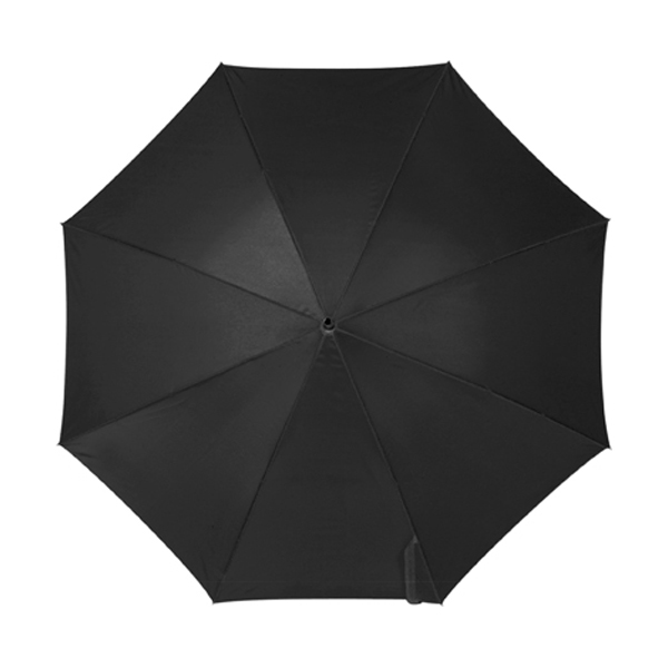 Automatic umbrella in black