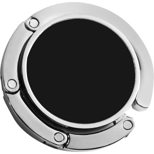 Bag hook, metal  in black