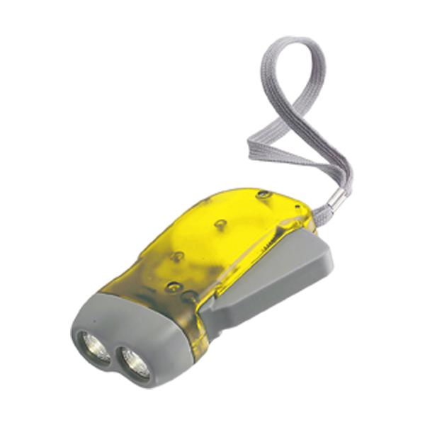 Dynamo torch in yellow