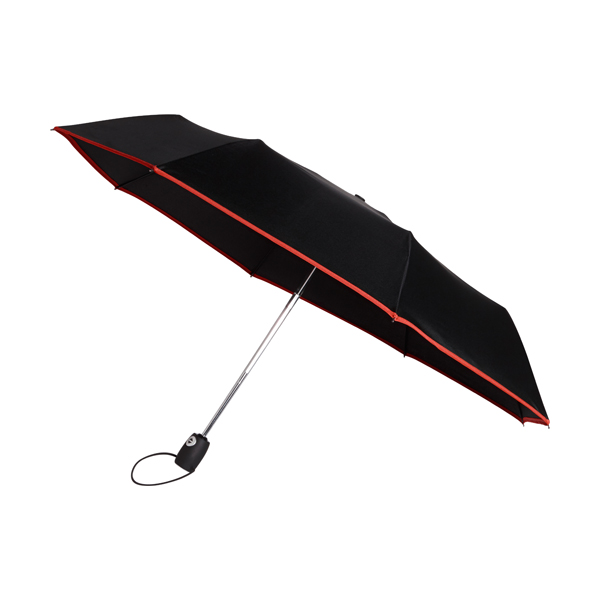 Automatic opening and closing windproof umbrella. in