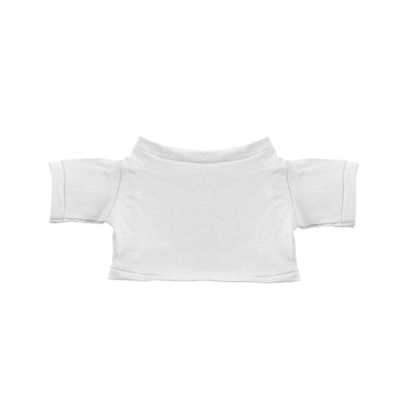 T-shirt, small in white