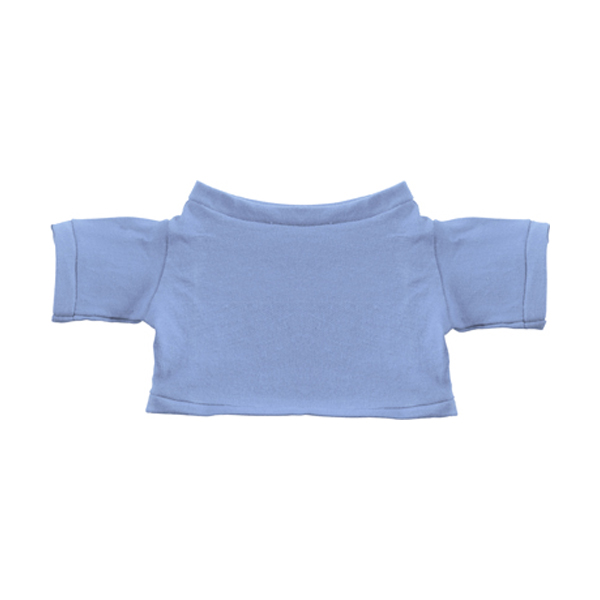 T-shirt, small in light-blue