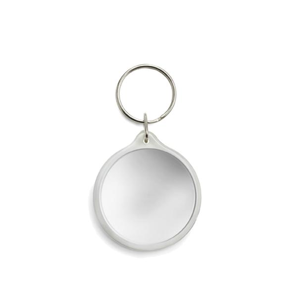 Key holder, print n/a in transparent