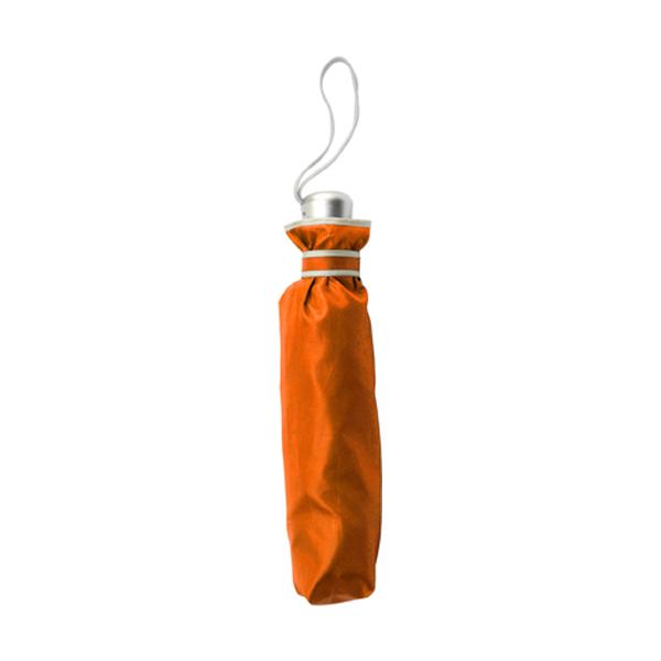 Auto umbrella in orange