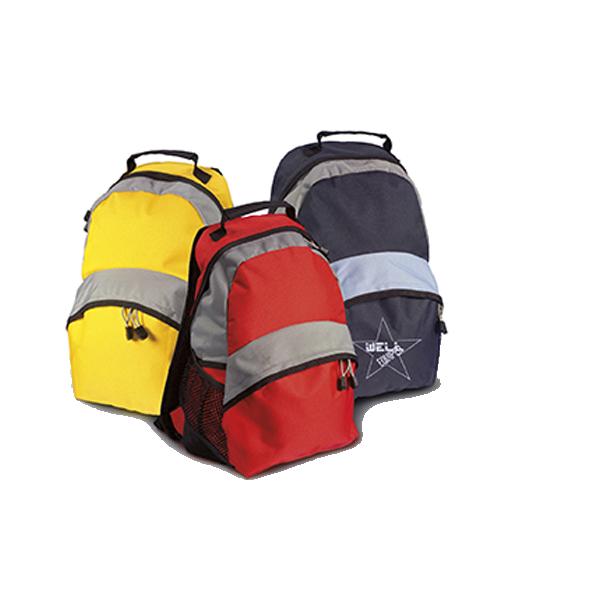 Backpack, 600d nylon in