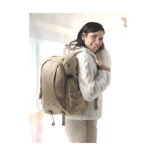 Backpack in