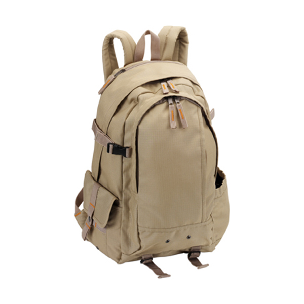 Backpack in khaki