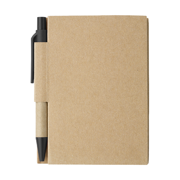 Small notebook in