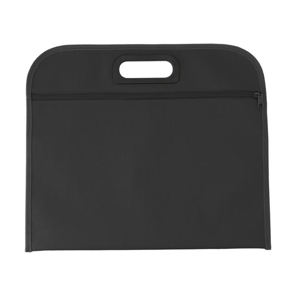 Conference bag. in black