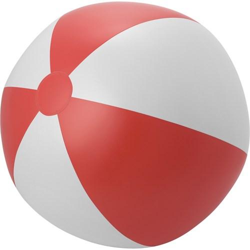 Large PVC  beach ball. in white