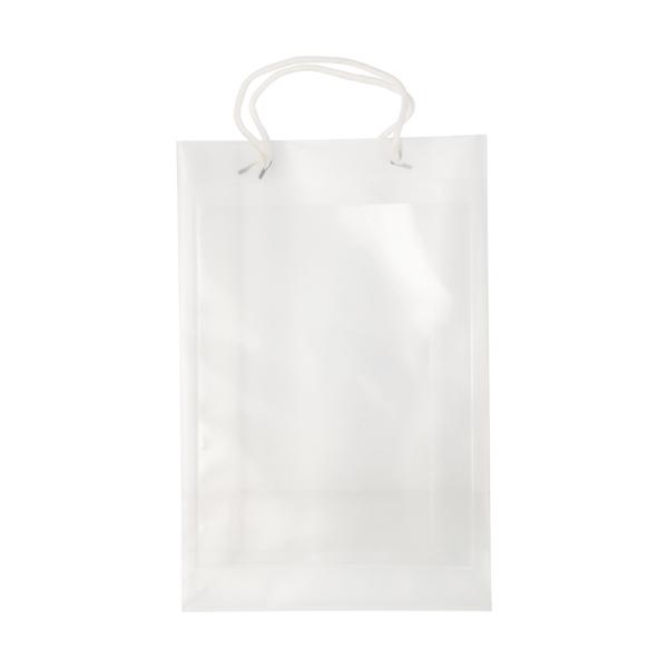 A4 size polypropylene bag in transparent