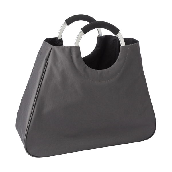 Quality groceries bag in a 320D polyester material.