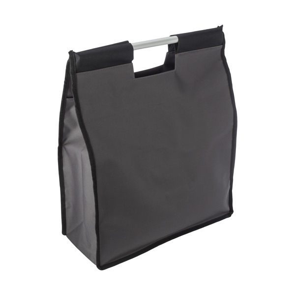 Quality large shopping/groceries bag in a 320D polyester.