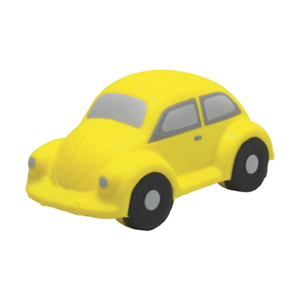 Anti stress Car in yellow