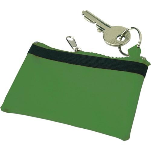 Key wallet in green