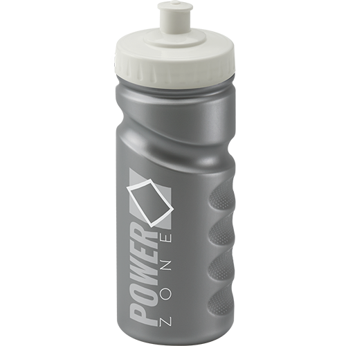 Sports Bottle 500ml Silver