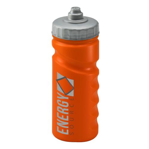 Sports Bottle 500ml Orange
