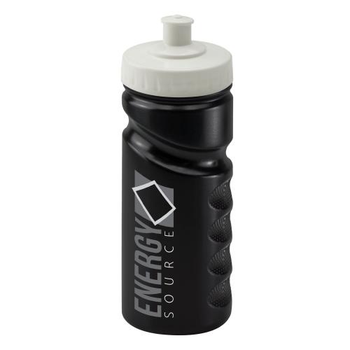 Sports Bottle 500Ml White