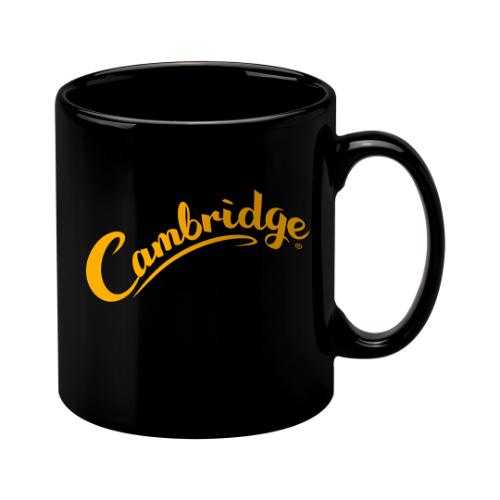 Cambridge Mug | Black