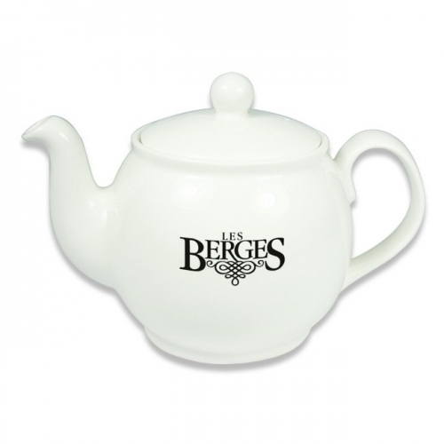 Classic Bone China Tea Pot