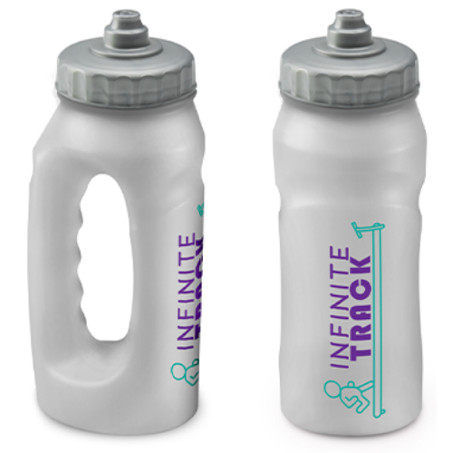 Jogging Bottle Plastic Sports
