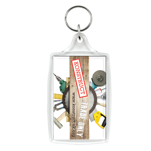 L4/L6 Large Keyring in