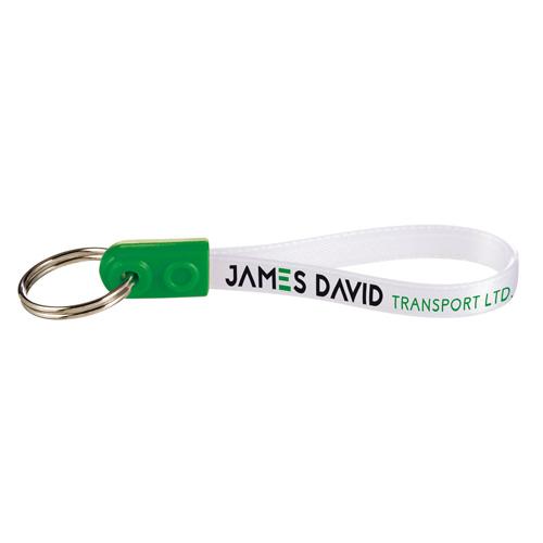 Standard Ad-Loop® in green-white