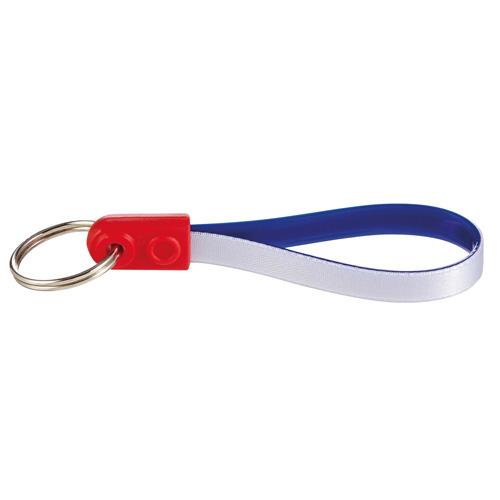 Standard Ad-Loop® in red-blue