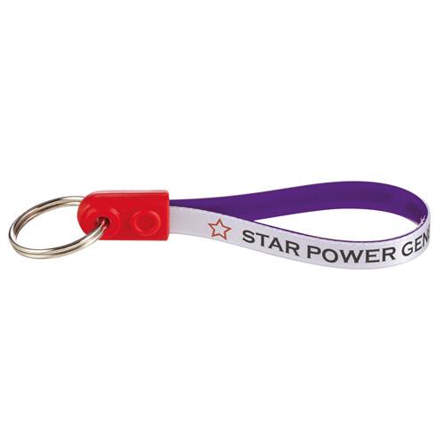 Standard Ad-Loop® in red-purple