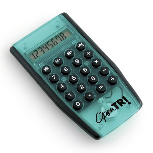Pythagoras Calculator in green