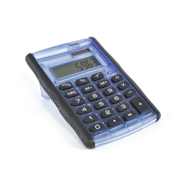 Gauss Calculator in blue