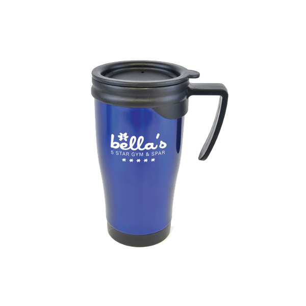 Dali Colour Travel Mugs in blue