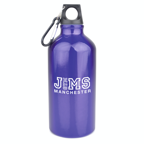 Pollock Sports Bottles in purple