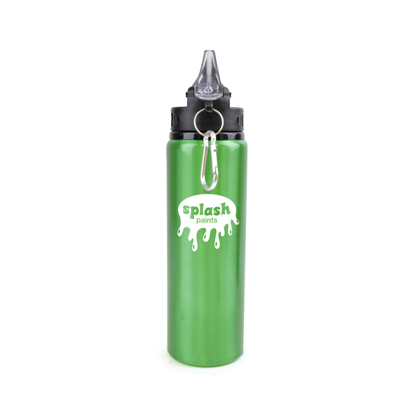 Cherub Sports Bottles in green