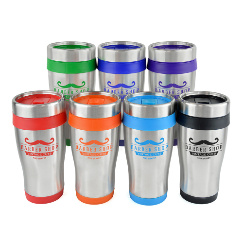 Ancoats 450Ml Double Walled Stainless Steel Tumbler