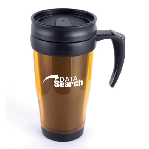 Marco Travel Mugs in red