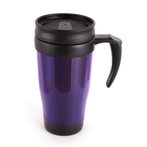 Marco Travel Mugs in purple